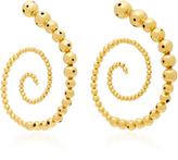 Paula Mendoza Jordaan 24K Gold-Plated Earrings