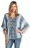 Rip Curl Blue Tunic Skies Above Cover-up.