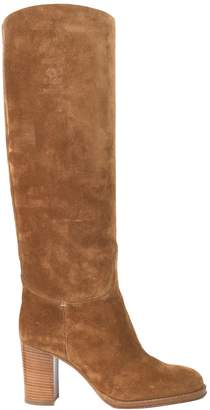 Ralph Lauren Cinnamon Allana Boots