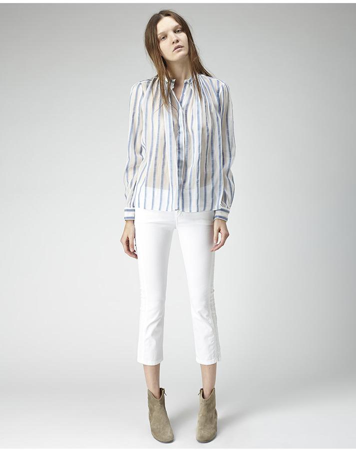 Vanessa Bruno striped shirt