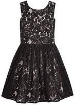 Bardot Junior Girls' Lace V-Back Dress