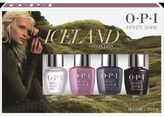 OPI Infinite Shine Iceland Collection Mini 4 Pack