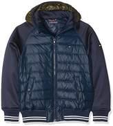 Tommy Hilfiger Boy's Thkb Combi Down Jacket