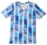 Carroll Reed Women's Short Sleeve V-Neck T-Shirt