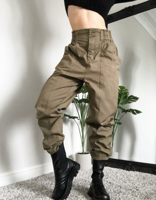 Free People Ready to run trousers