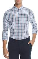 Vineyard Vines Triggerfish Gingham Slim Fit Murray Button-Down Shirt