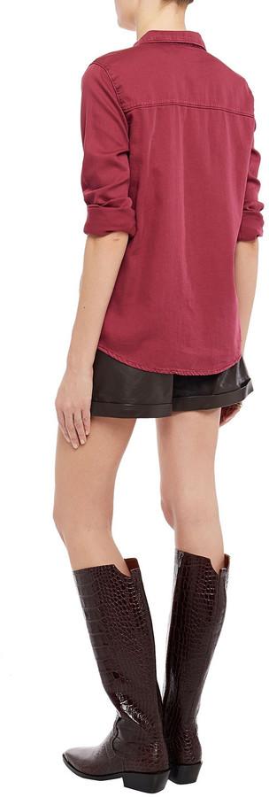 Thumbnail for your product : BA&SH Cotton Shirt