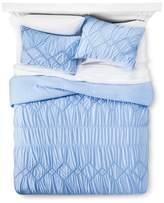 Xhilaration Solid Jersey Textured Comforter Set