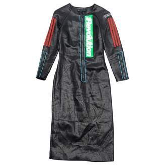 Marc by Marc Jacobs Black Polyester Dresses