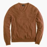 J.Crew Italian cashmere V-neck sweater