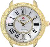 Michele Women's MW21B01B0963 Serein 16 Analog Display Swiss Quartz Gold Watch Head