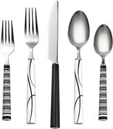 Corelle Coordinates Simple Lines 20-pc. Flatware Set