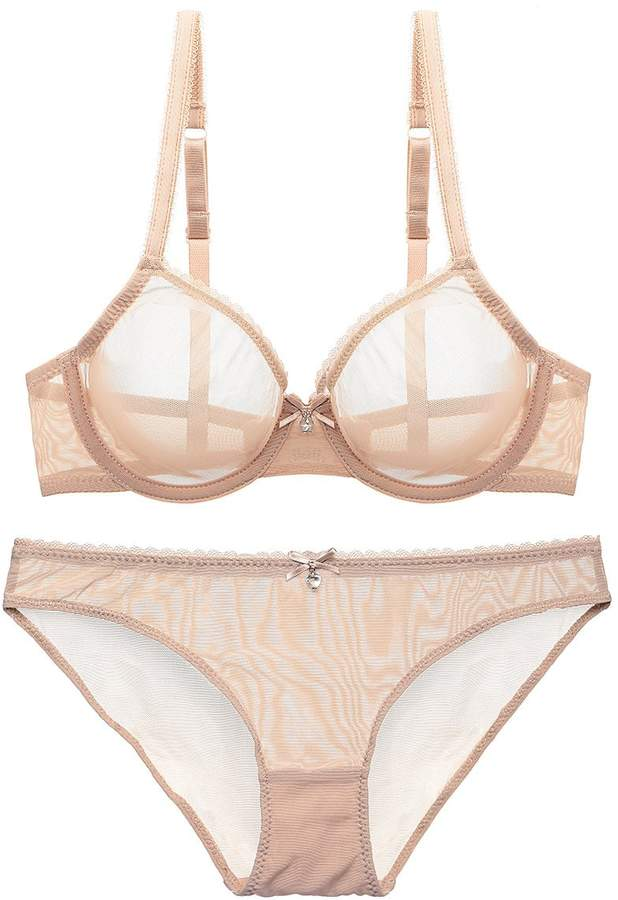ec6a9f7826ae See Through Bra - ShopStyle Canada