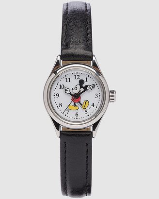 Disney Petite Mickey Black Watch