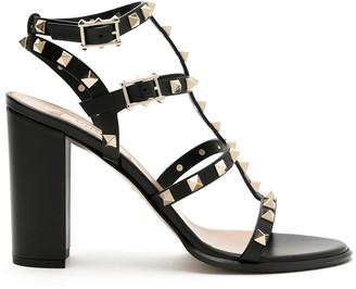 Valentino Rockstud-embellished sandals