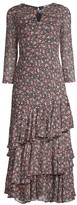 Rebecca Taylor Twilight Ruffle Dress