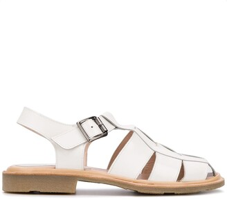 Paraboot Cutout Sandals