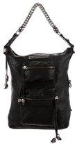Thomas Wylde Leather Shoulder Bag