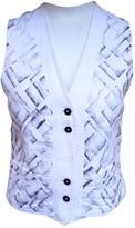 Ann Demeulemeester Grey Cotton Knitwear for Women Vintage