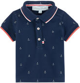 Tartine et Chocolat Embroidered polo