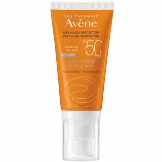 Avene Very High Protection Anti-Ageing SPF50+ Sun Cream for Sensitive Skin 50ml
