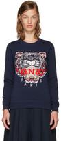 Kenzo Navy Limited Edition Tiger Sweatshirt