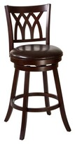 "Hillsdale Tateswood Bar & Counter Swivel Stool With Cushion Furniture Seat Height: Bar Stool (31"" Seat Height)"