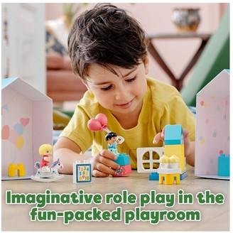 Lego 10925 Playroom with Playable Dolls House Box