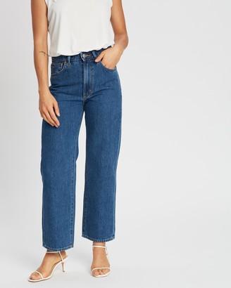 Neuw Edie Straight Jeans