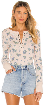 Free People Everest Henley Tee