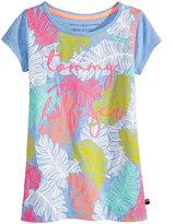 Tommy Hilfiger Summer Foilage T-Shirt, Big Girls (7-16)
