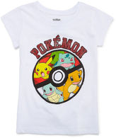 Pokemon Girls Graphic T-Shirt-Big Kid