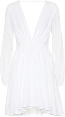 Kalita Exclusive to Mytheresa Aphrodite Day cotton minidress