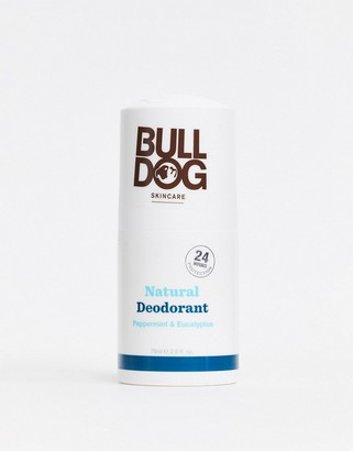 Bulldog Peppermint & Eucalyptus Deodorant 75ml