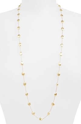 Marco Bicego 'Siviglia' Long Disc Station Necklace