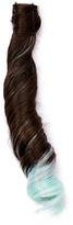 Hairdo. by Jessica Simpson & Ken Paves Dark Chocolate & Light Green Wavy Ponytail Hair Extension