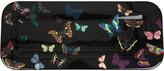Fornasetti Farfalle Black Tray - 25x60cm