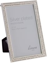 Linea Diamante 4x6 Photo Frame