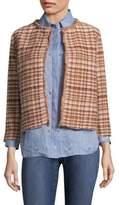 Max Mara Ochre Knitted Jacket