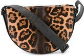 Victoria Beckham leopard print satchel