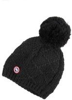 Canada Goose Women's Pom Merino Wool Beanie - Black