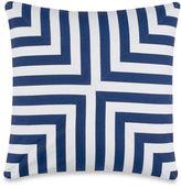 Kate Spade Geometric Throw Pillow in Navy