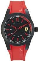 Ferrari Red Rev Watch Red