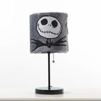 Idea Nuova Nightmare Before Christmas Plush Shade Table Lamp
