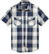 American Rag Men's Short-Sleeve Cain Shirt, Created for Macy's