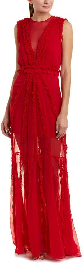 Alexis Malaya Silk Gown
