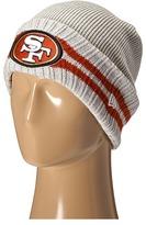 New Era 2 Striped Cuff San Francisco 49ers
