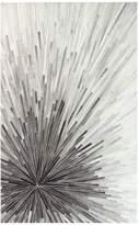 Bashian Rugs Mason Hand-Stitched Cowhide Rug