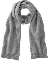 Joe Fresh Men's Marled Scarf, Grey Mix (Size O/S)