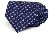 Salvatore Ferragamo Pelican Neat Classic Tie
